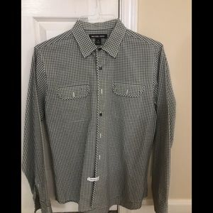 MICHAEL KORS Men's Casual Shirt Worn Once!